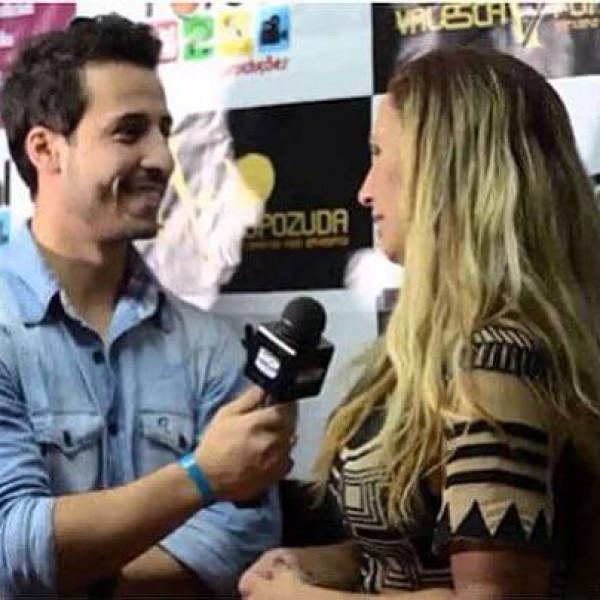 Felipe Fonseca entrevista Valesca Popozuda, Mc Gui e Mc Koringa.