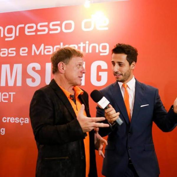 Samsung Wisenet | EXPOSEC 2016 – Hanwha Techwin America Brasil