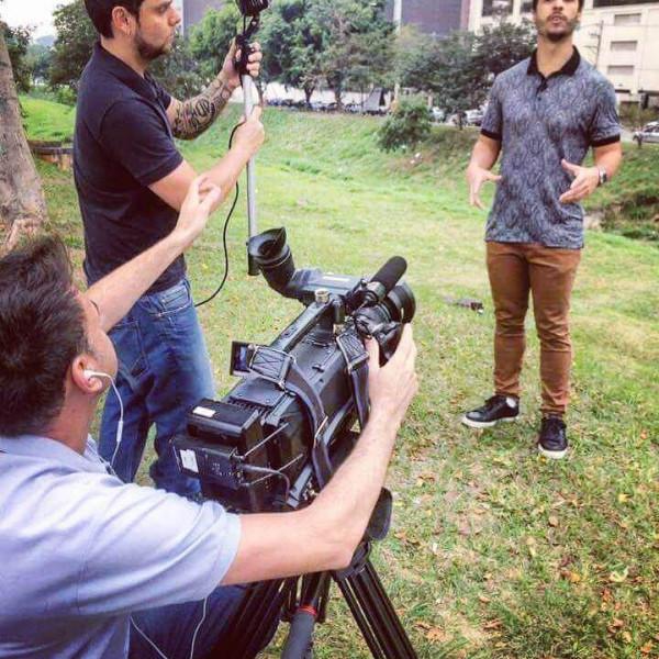 Cidade de Guarulhos e suas curiosidades | Felipe Fonseca como apresentador na Mega TV | Programa Bairros