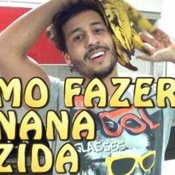 Vida de Solteiro com Felipe Fonseca. Como fazer banana cozida?