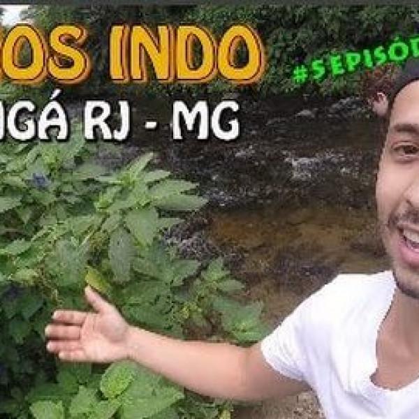 Vamos Indo com Felipe Fonseca em Maringá RJ/ MG.