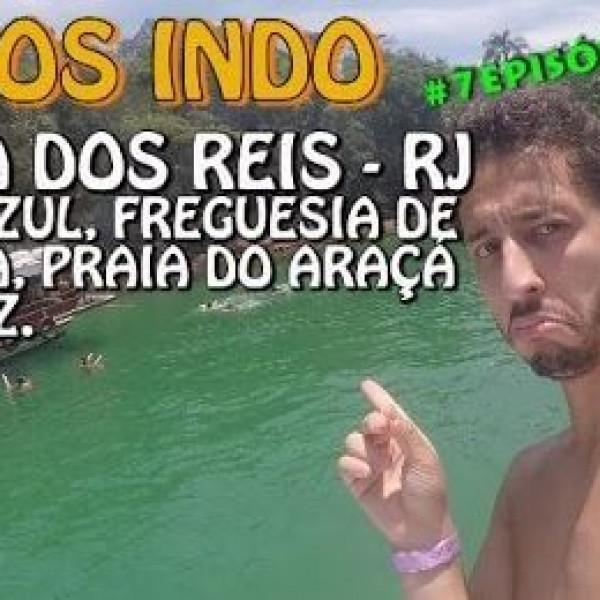 Vamos Indo com Felipe Fonseca em Angra dos Reis - RJ.