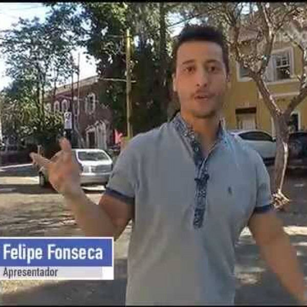 Bairro de Moema e suas curiosidades | Felipe Fonseca como apresentador na Mega TV | Programa Bairros