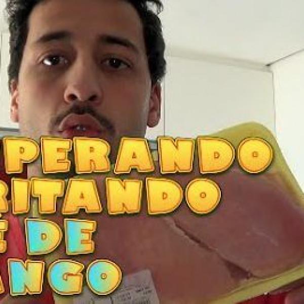 * Vida de solteiro com Felipe Fonseca * Aprenda a descongelar, temperar e fritar seu filé de frango. RECEITA JAMAIS VISTA ANTES!!