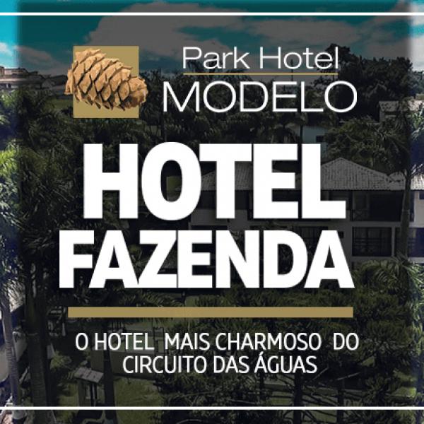 Felipe Fonseca como locutor para Park Hotel Modelo,