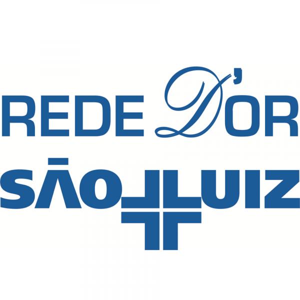 Felipe Fonseca como locutor para a Rede D'Or São Luiz.
