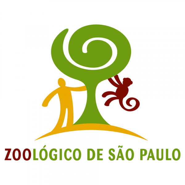 Felipe Fonseca como locutor para o Zoológico de São Paulo.