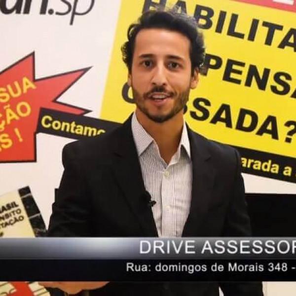 Felipe Fonseca apresenta a campanha 2018 da Drive Assessoria.