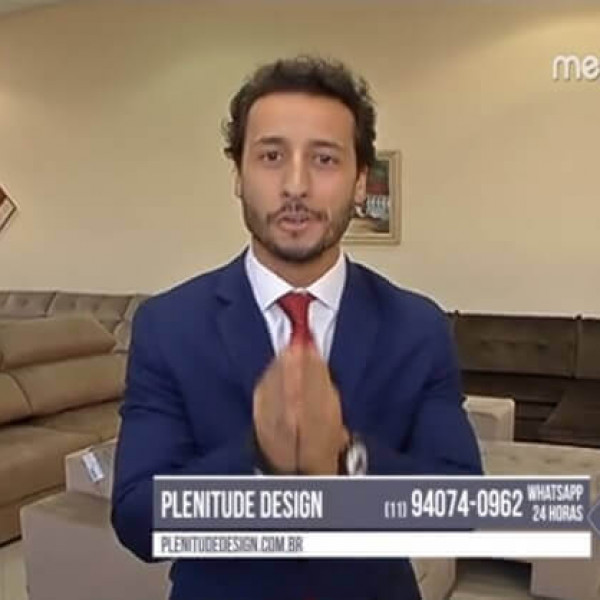 Plenitude Design | AO VIVO 12 MIN – Mega TV