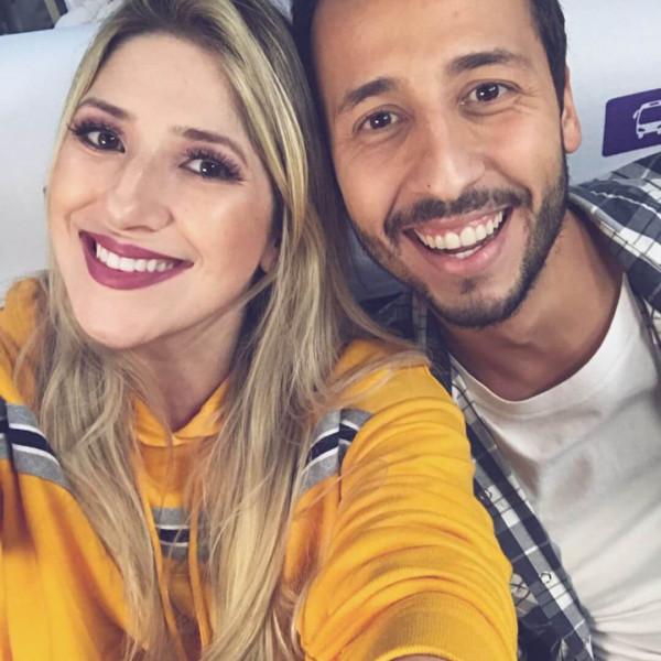 Felipe Fonseca como ator em novo comercial Click Bus com Dani Calabresa.