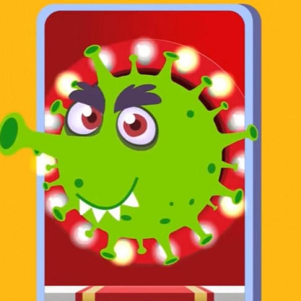 Coronavírus | Locutor Caricato
